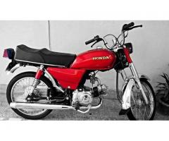 United bike Like Honda 70 Model 2015 For Sale In Islamabad