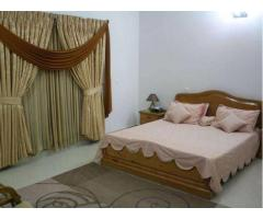 Furnished Apartment Two Bedroom for Rent In Rawalpindi