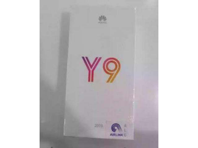 Best price Huawei Y9 (2019) box pack with one year warranty Bahria