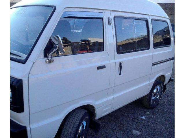 Suzuki Bolan 2014 Model White Colour for sale In Abbottabad