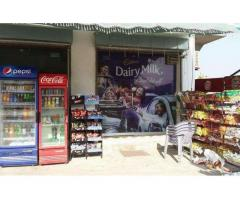 Running Grocery Store For Sale Good Location In Lahore