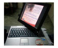 Toshiba Laptop Moving Screen good Condition For Sale In Haripur