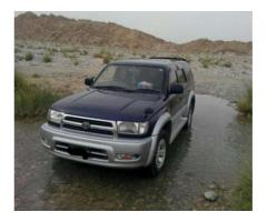 Toyota Hillux Sunroof Engine 2700cc For Sale In Quetta