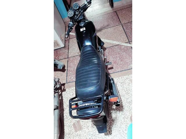 Suzuki 150 2013 no any work required for sale in good amount