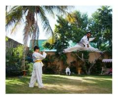 Martial Art,Taekwondo Classes by Master Samey Khan In Karachi