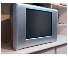 Sony TV 21 Inches Screen Good Condition For Sale In Lahore
