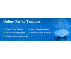 Learn Quran Online with Tajweed, Quran Reading Classes-Karachi