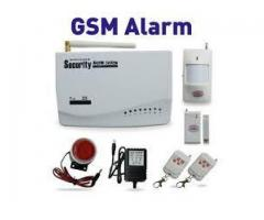GSM security Alarm System for home office business In Peshawar