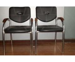 12 Office chairs In Good Condition and Beautiful For Sale In Peshawar