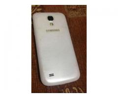Samsung galaxy s4mini In Good Condition For Sale In peshawar