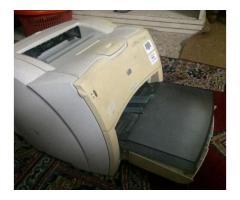 HP Laser Printer 1300n Almost new For Sale In Peshawar