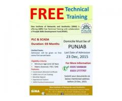 All Kind Of Technical Training Available In Islamabad