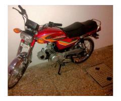 United Bike Like Cd 70 Model 2012 For Sale In Islamabad