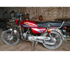 Gold Star Bike In Good Condition Model 2012 For Sale in Peshawar
