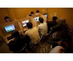 Computer Operator Required For Net Cafe IN Peshawar