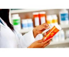 Female Pharmacist Required For Our Company In Peshawar
