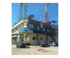 Commercial Plaza In Good Location For Sale In G-13 Islamabad