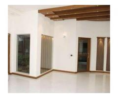 1 Kanal House 5 Bed rooms Good Location For rent In Karachi