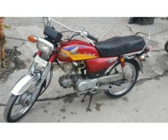 Honda Cd 70 model 2005 Good Condition For Sale In Islamabad