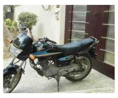 Honda Deluxe 125 Very good condition for sale In Karachi