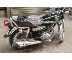 Honda Euro Model 2012 black color For Sale in Karachi