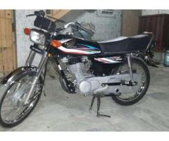 Atlas Honda 125 black Color Model 2014 For Sale In Karachi