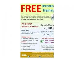 Technical Training In Sina Institute In Islamabad