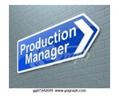 Production manager For Ladies Clothes Stock In Lahore
