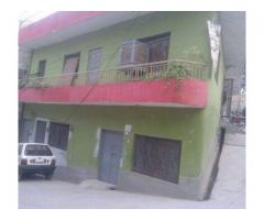 Double Story corner House For Sale In Sir syed chowk Rawalpindi