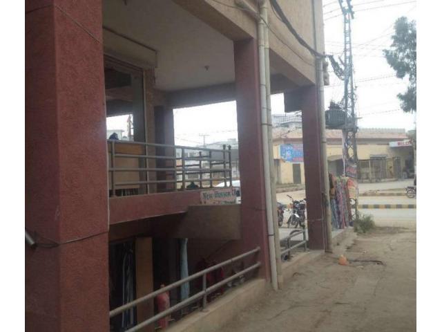 Shops Available For Rent On Main Adyala Road Rawalpindi
