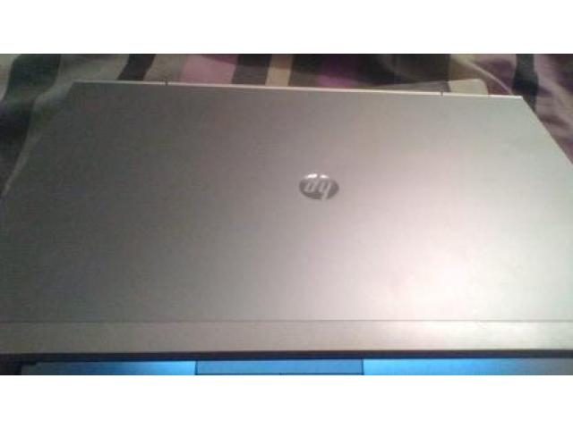 Hp elite book core i7 high processor 3610 Qm Original