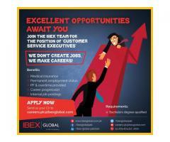 Customer Support Executive Domestic