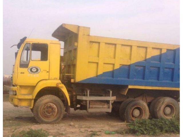 Dumper truck Model 2008 Engine Is Original For Sale In Islamabad