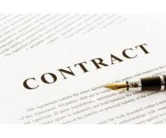 Staff Required For Taking Different Contract in Lahore