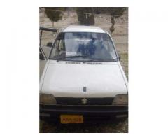 Suzuki Mehran 1997 Excellent engine For Sale In Quetta