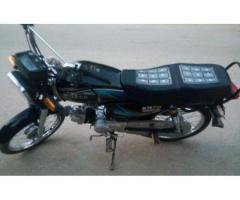 Super Hero Bike Model 2015 Almost New For Sale in Hyderabad