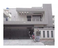 10 Marla House Newly Constructed good Location For Sale in Rawalpindi