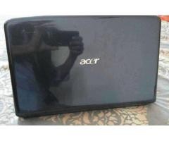 Acer Aspire Laptop Core i3 Good Condition For Sale In Sadiqabad
