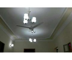1 Kanal Bungalow Latest Design For Rent In Karachi