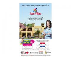 Icon Villas Multan Payment Plan And Detail Southern Bypass of Multan