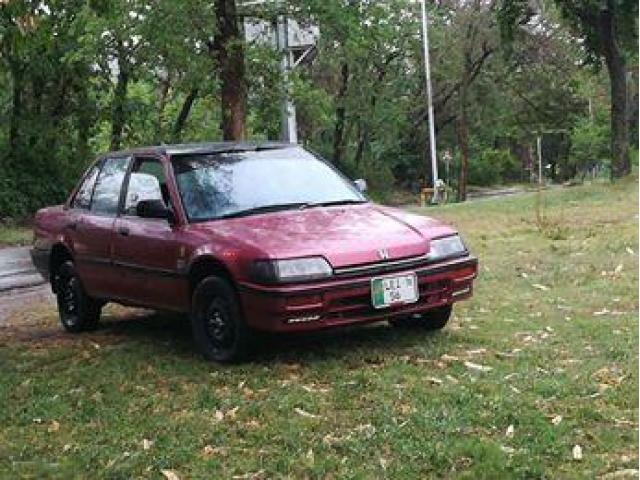 Honda civic 1988 Lahore registration New tyres New battery Neat