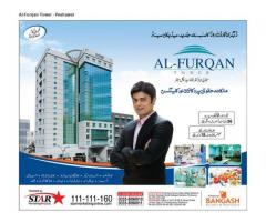 Al-Furqan Tower Booking Details And Payment Plans