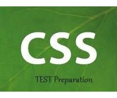 Home And Online Tutor Available For CSS Exam Preparation In Karachi