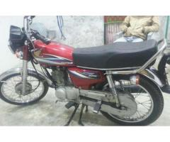 Honda 125 Model 2015 Original Documents For Sale In Gujranwala