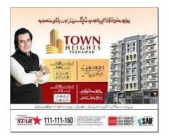 Town Heights Peshawar Residential Apartment and Payment Plans