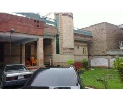 House Well Constructed Available For Sale In Defense Town Peshawar