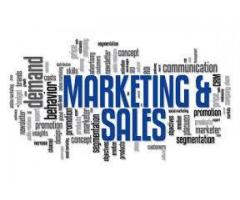 Sales And Marketing Staff Required For health Organization Lahore