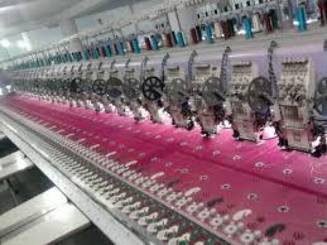 Operators Staff Required For Embroidery Machines In Company Sialkot