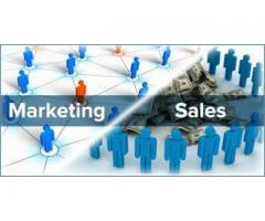 Marketing And Sale Male and Female Staff Required For Company Lahore