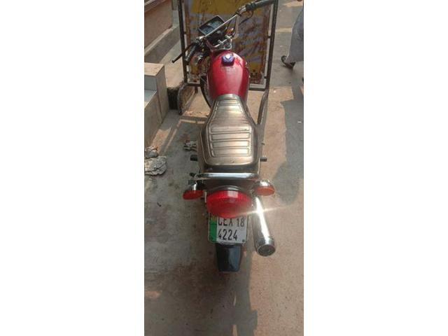 Honda 125 2018 model urgent sale 100% ok no work required